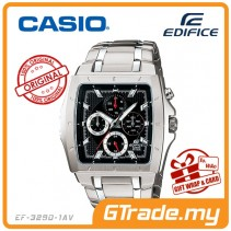 CASIO EDIFICE EF-329D-1AV Multi-Hand Watch | Four Dials Large Case