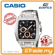 CASIO EDIFICE EF-329D-1A5V Multi-Hand Watch | Four Dials Large Case