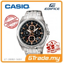 CASIO EDIFICE EF-328D-1A5V Multi-Hand Watch | Four Dials Large Case