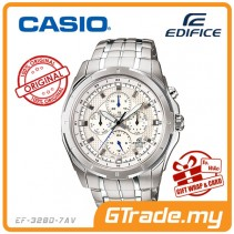 CASIO EDIFICE EF-328D-7AV Multi-Hand Watch | Four Dials Large Case