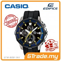 CASIO EDIFICE EFM-502-1AV Chronograph Watch | Marine Scuba Diving