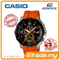 CASIO EDIFICE EFM-502-1A4V Chronograph Watch | Marine Scuba Diving