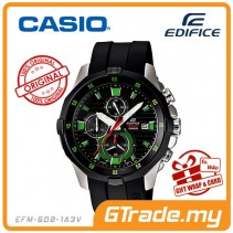 CASIO EDIFICE EFM-502-1A3V Chronograph Watch | Marine Scuba Diving