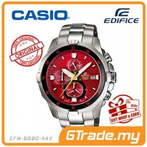 CASIO EDIFICE EFM-502D-4AV Chronograph Watch | Marine Scuba Diving