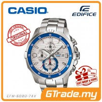CASIO EDIFICE EFM-502D-7AV Chronograph Watch | Marine Scuba Diving