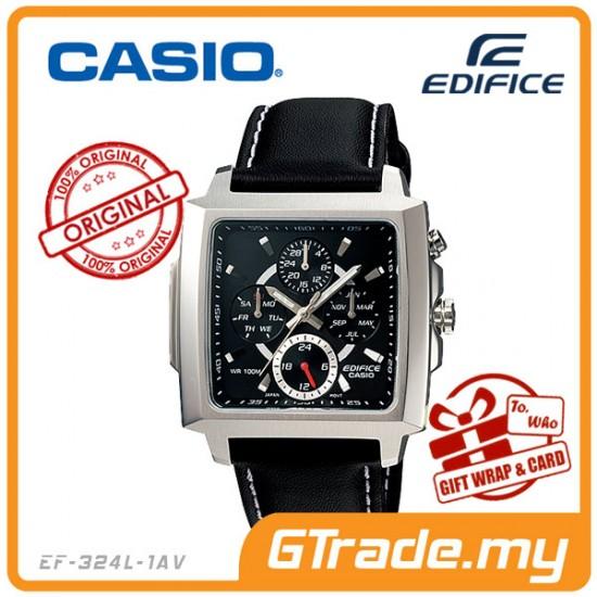509ba2471d CASIO EDIFICE EF-324L-1AV Multi-Hand Watch | Four Dials WR 100m