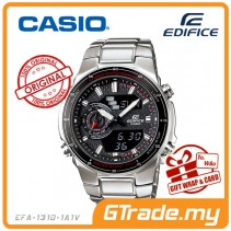 CASIO EDIFICE EFA-131D-1A1V Analog Digital Watch | World Time WR100m
