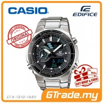 CASIO EDIFICE EFA-131D-1A2V Analog Digital Watch | World Time WR100m