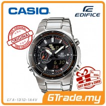 CASIO EDIFICE EFA-131D-1A4V Analog Digital Watch | World Time WR100m