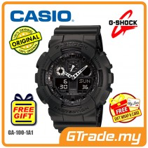 [READY STOCK] CASIO G-SHOCK GA-100-1A1 Analog Digital Watch | Magnetic Resist