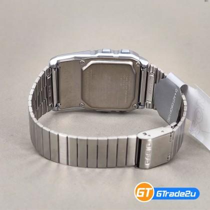 [READY STOCK] CASIO DATA BANK DBC-611-1D Digital Watch   Calculator Auto LED