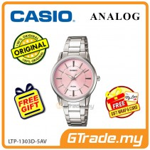 CASIO STANDARD LTP-1303D-4AV Analog Ladies Watch | Clean & Elagance [PRE]