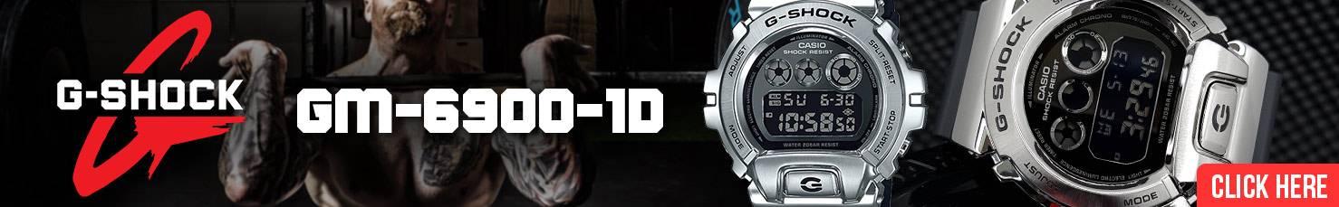 Casio G-Shock gm-6900-1d