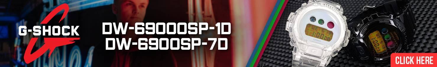 Casio G-Shock DW-6900SP