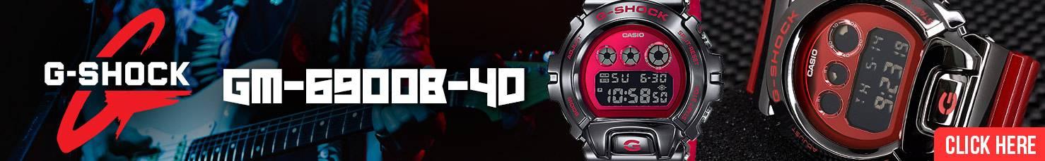 Casio G-Shock gm-6900b-4d