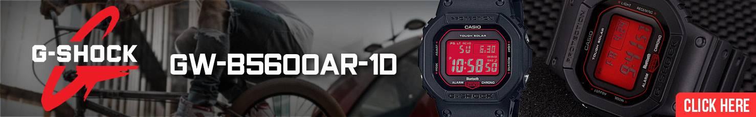 Casio G-Shock Digital Bluetooth GW-B5600AR
