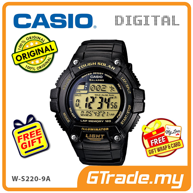 watch casio edifice wr 100m manual